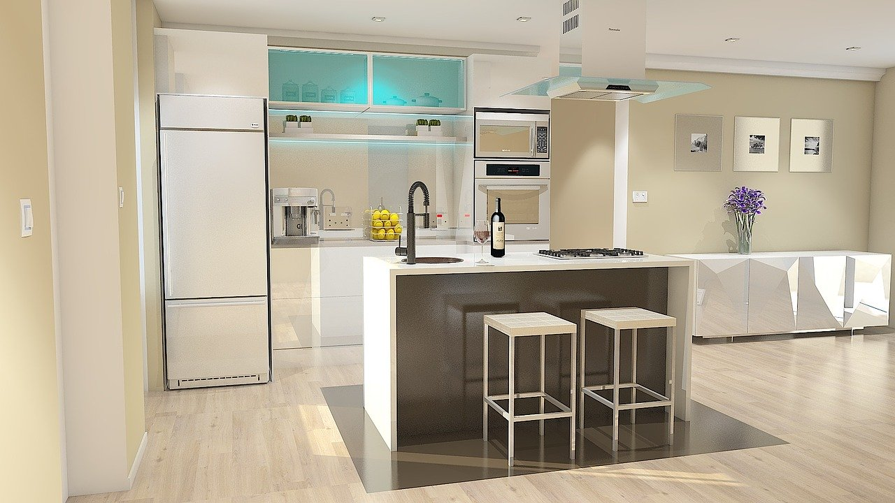You are currently viewing The Different Types of Kitchen Layouts
